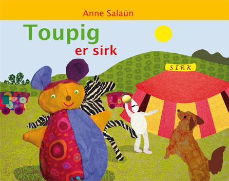 Un livre tactile pour les enfants en Breton !
