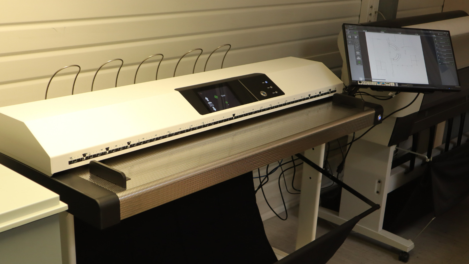 Scanner 44 pouces