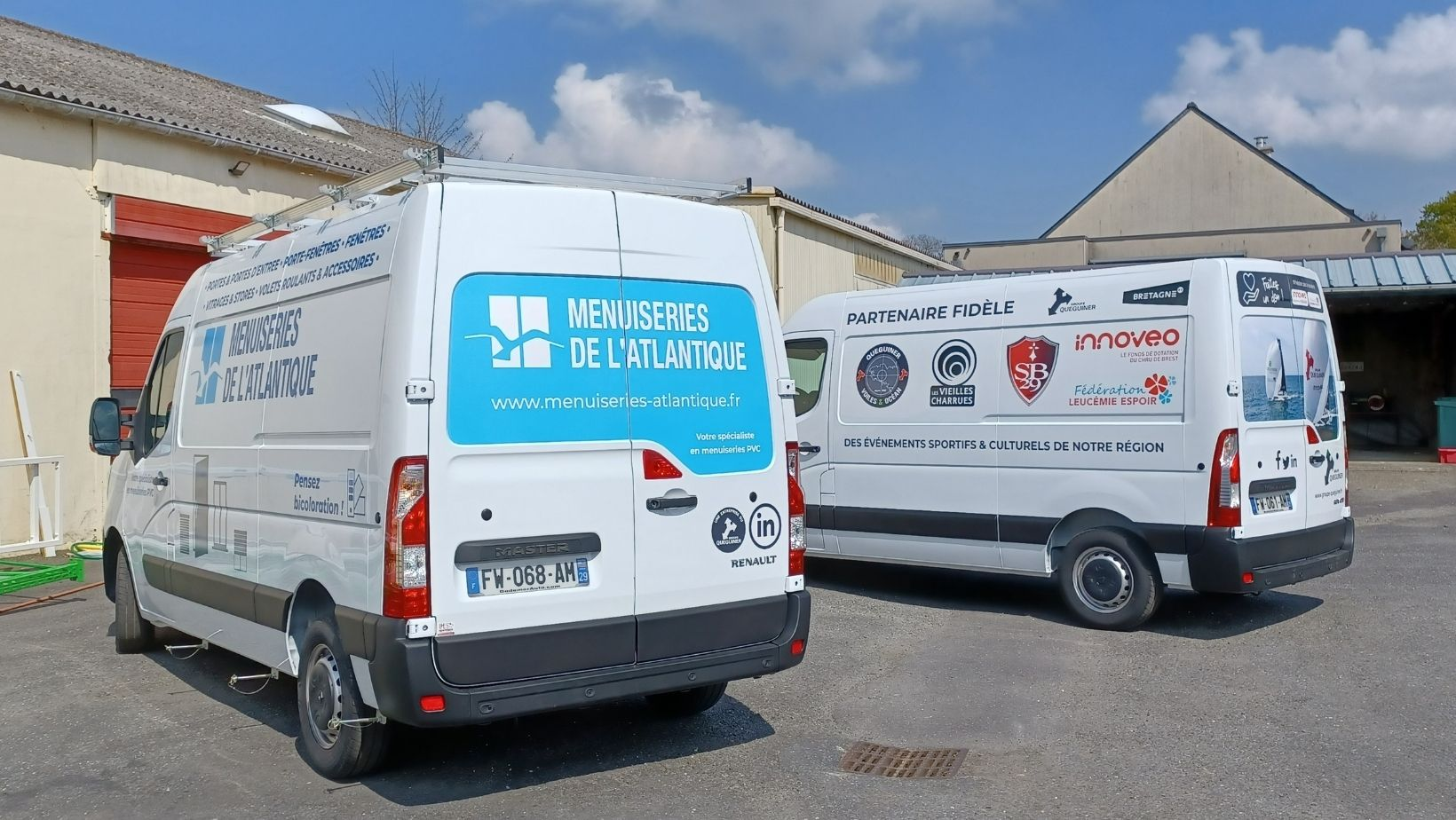 GRAND FORMAT | MARQUAGE VEHICULE