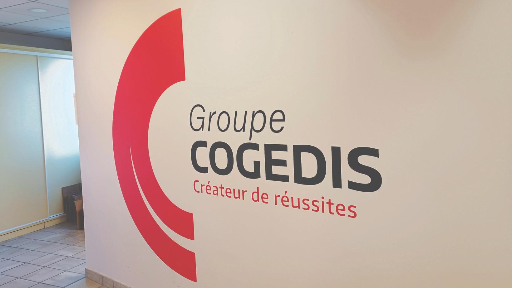 SIGNALETIQUE INTERNE | COGEDIS